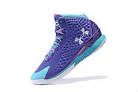 Мужские кроссовки UNDER ARMOUR CURRY (Purple/Blue), фото 1
