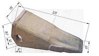 Коронка рыхлителя бульдозера (9W-2451)