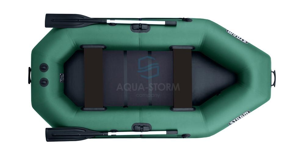 Лодка пвх надувная двухместная Storm ( шторм ) ST 280
