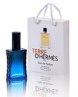 Мини парфюм Hermes Terre d`Hermes в подарочной упаковке 50 ml (реплика)