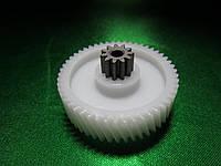 Шестерня  Бриз, Аксион D=42/11 мм, пластик+метал (для мясорубок и кухонных комбайнов Аксион, Бриз)