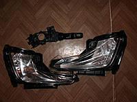 Фары противотуманные Kia Rio КИА РИО 2011-2014 ОРИГИНАЛ, MOBIS