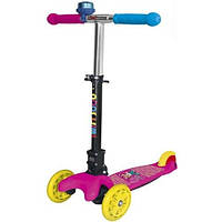 Самокат детский SWIFT (Explore оригинал) руль складывается наклоном Розовый