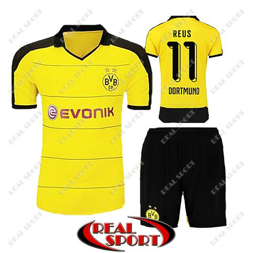Футбольная форма детская Боруссия Дортмунд 2017 Марко Ройс №11