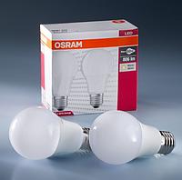 Набор ламп 2х1 LED STAR CLASSIC A60 10 W 827 E27 806 Lm OSRAM