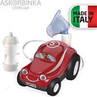 Компрессорный небулайзер (ингалятор) для детей и взрослых Dr.Frei Turbo Car