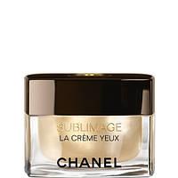 TESTER Chanel Фундаментальный регенерирующий крем для контура глаз Sublimage La Creme Yeux 15ml