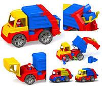 Машина игрушка мусоровоз М4 300