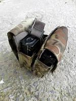Подсумок под магазины снайперских винтовок и патроны россыпью
