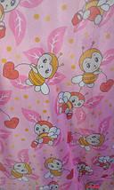 """Тюль детская """"Пчелка"""" розовая, фото 3"""