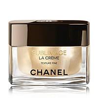 TESTER Chanel Регенирирующий крем с легкой текстурой Sublimage La Creme Texture Fine 50ml