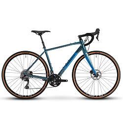 "Велосипед Ghost Road Rage ESSENTIAL AL U 29"", рама L, синій, 2021"