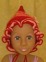 Шапка-капор для малыша