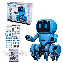 Конструктор Умный робот интерактивный для детей управление рукой 962