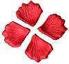 Лепестки роз Красные декоративные 50 грамм 330 шт
