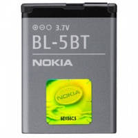 Аккумулятор АКБ для Nokia (BL-5BT) 2600c,7510( high copy)