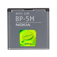 Аккумулятор АКБ для Nokia (BP-5M) 8600,5610,5700,6110(high copy)