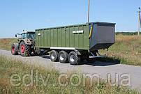 Тракторный сдвижной прицеп ТЗП-39 «Атлант»