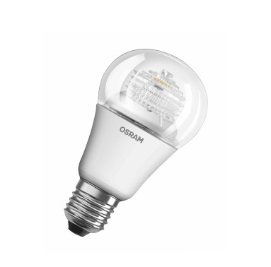 Лампа LED SUPERSTAR CLASSIC A60 ADV 9W 2700K CS E27 810 Lm OSRAM диммируемая