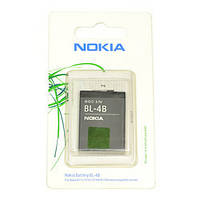 Аккумулятор АКБ для Nokia (BL-4B) 2630,2760,5000( high copy)