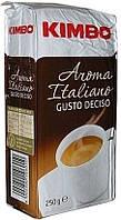 Кофе KIMBO Aroma Italiano Gusto Deciso, Италия, 250g