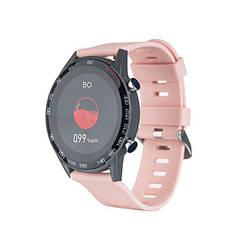 Смарт-часы Globex Smart Watch Me2 Pink