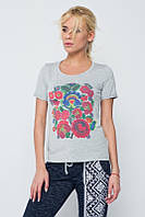 Женская футболка ТМ Ненька р.M,L в наличии одяг Nenka украинский стиль