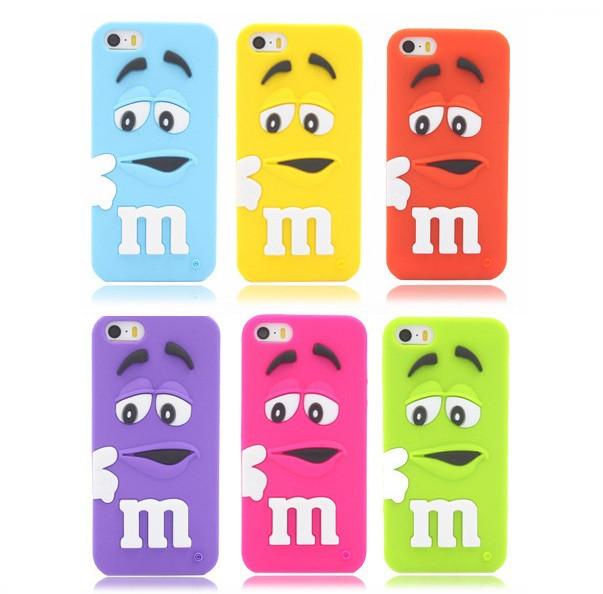 Чехол M&M's для iPhone 4 4S