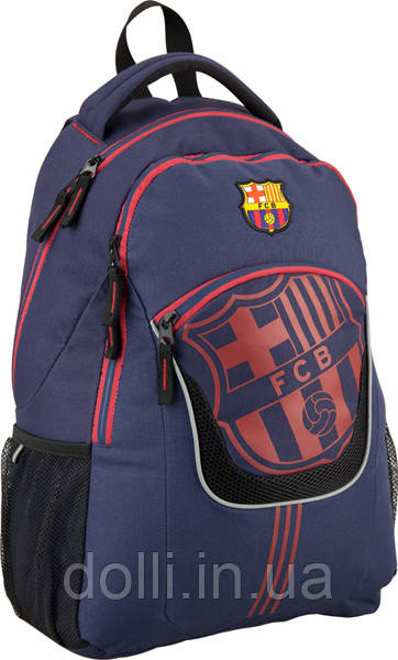fa4484288ba5 Рюкзак школьный ортопедический подростковый Kite FC Barcelona BC15-817L,  цена 825 грн., купить в Киеве — Prom.ua (ID#231022723)