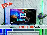 "4K телевизор Samsung SmartTV 32""82см+bluetooth UHDTV,LED IPTV(Самсунг 32 смарт тв 4к)"