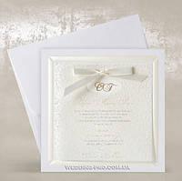 Элегантные свадебные пригласительные