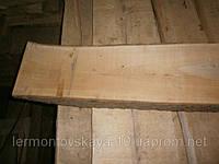 Доска шалевка сосновая н/о сухая 25мм. 3-й сорт
