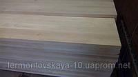 Мебельный щит сосна срощенный сорт А/В 38*600*2500/3000 мм.