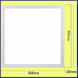 Светодиодные панели 40W Подвесные потолки 60x60, фото 4