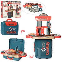 Іграшковий стіл з інструментами 008-972 у валізі