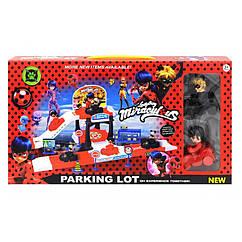 "Игрушечный Паркинг ""Леди Баг"" Bambi 553-131"