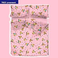 Одеяло шерстяное стеганное   детское 100 х 140 ВИЛЮТА (VILUTA) ОД 7823р