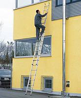 Аренда прокат лестниц - трансформеров 4-х секционных (шарнирных) 4,57 м. Днепропетровск