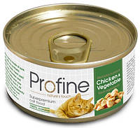 100283 Profine Chicken & Vegetable, 70 гр