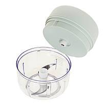 Измельчитель Supretto электрический 100 мл, белый (Арт. 7145-0001)
