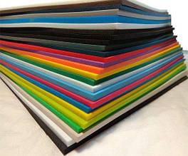 EVA материал (ЭВА листы) MP1030 2 мм цветной 100*150 см Lanor