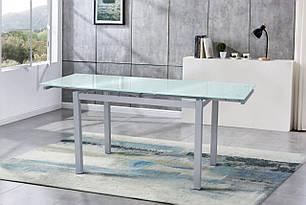 Стол обеденный раскладной Венди стекло Микс мебель™