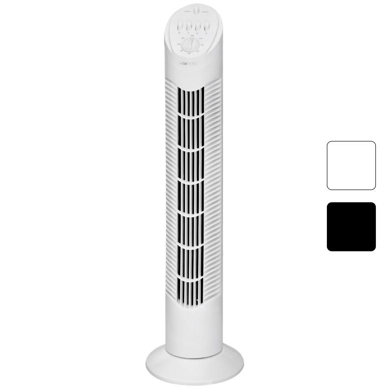 Вентилятор бытовой колонный Clatronic T-VL 3546 напольный для дома