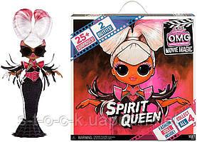 Лялька LOL Surprise OMG Movie Magic Spirit Queen Dol 25 сюрпризів