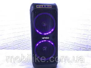 Bluetooth колонка +КАРАОКЕ Kimiso QS-82