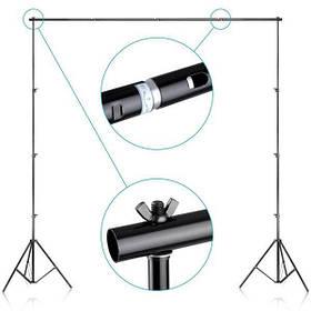 Мобильная установка для фона, Фотоворота 2,6x3.0 м. Louis Daguerre