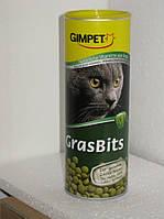 Gimpet GrasBits - Травяные таблетки с натуральными витаминами 710 табл (425 г)