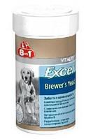 8in1 (8в1)Excel Brewer's Yeast (Е109495) Пивные дрожжи для собак 140таб