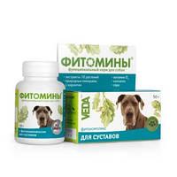 Фитомины - фитокомплексом для суставов для собак, 100таб.