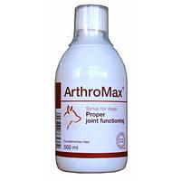 Dolfos ArthroMax - сироп для правильного функционирования суставов у собак 500мл с дозатором